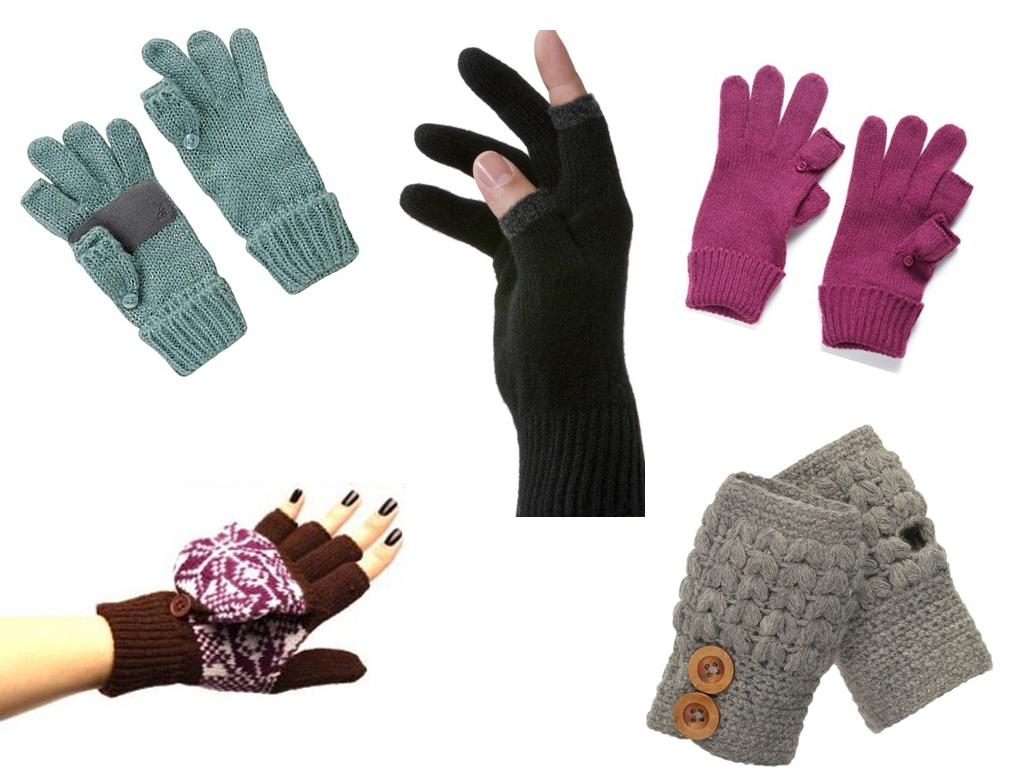 Gloves You Can Text With